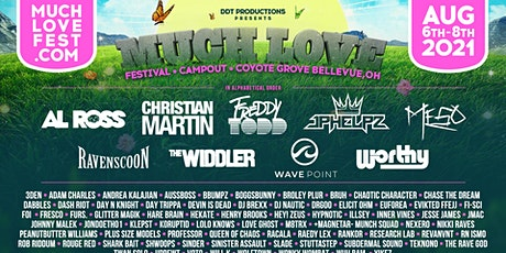 Much Love Festival tickets