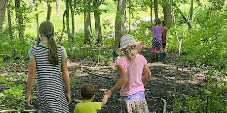 Timber Trails for Tots tickets