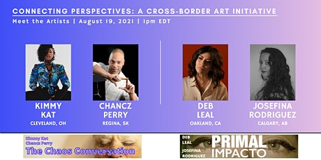 Meet the Artists: The Chaos Conversation x Primal Impacto tickets