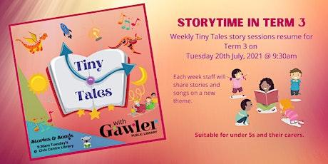 Tiny Tales tickets