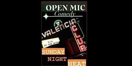 DTW: Sunday Night Heat tickets