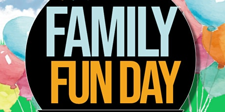 FAMILY FUN DAY AT THE PARK! tickets