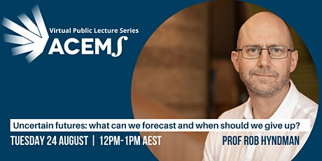 Uncertain futures: what can we forecast and when should we give up? tickets