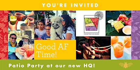 For Bitter For Worse Good AF Times Patio Party tickets