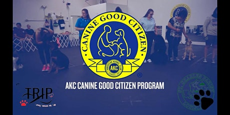 Group A - AKC Canine Good Citizen tickets
