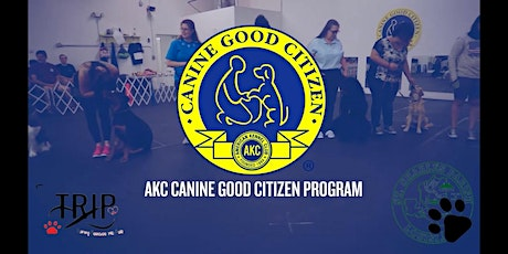 Group B - AKC Canine Good Citizen tickets