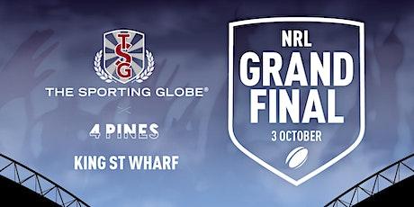 NRL Grand Final Day - King Street Wharf tickets