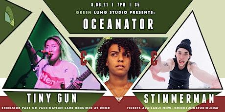 Stimmerman, Tiny Gun, Oceanator tickets