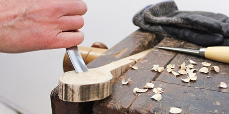 WORKSHOP | Intro to Spooncarving with Theresa Darmody tickets