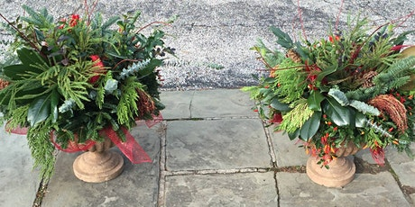 Holiday Greens Outdoor Planter Workshop tickets