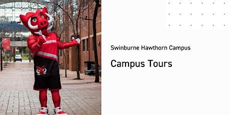 Swinburne Hawthorn Campus Tours tickets