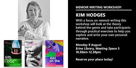 Memoir Writing Workshop with Kim Hodges tickets