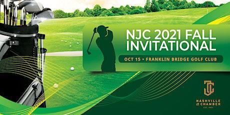 Nashville Junior Chamber  2021 Fall Invitational tickets