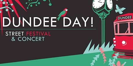 Dundee Day 28th Annual Street Festival on Aug. 21, 2021 tickets