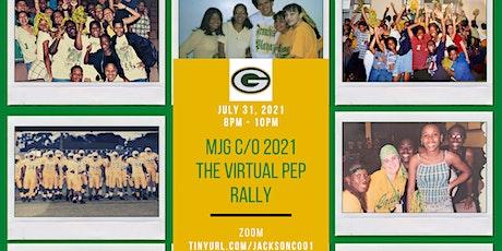 Miami Jackson Class of 2001 20th Year Reunion the Virtual Pep Rally tickets