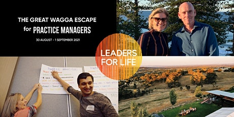 The Great Wagga Escape For Practice Managers tickets