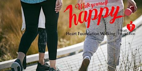 Woolloongabba Walking Group - The Heart Foundation tickets