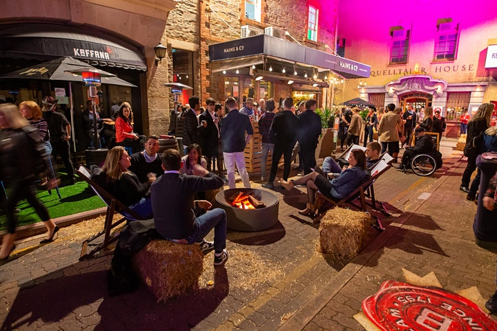 Goodbye Rye July - Gilbert Place Block Party , 30 July - 1 August image
