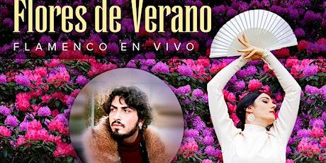 Flores de Verano, Flamenco en Vivo  Port Townsend tickets