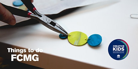 Junior's  Jewellery Making Course: Winter Session 2021 tickets