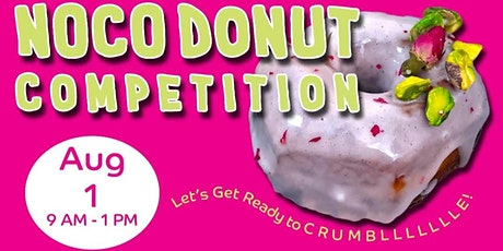 NOCO Donut Competition tickets