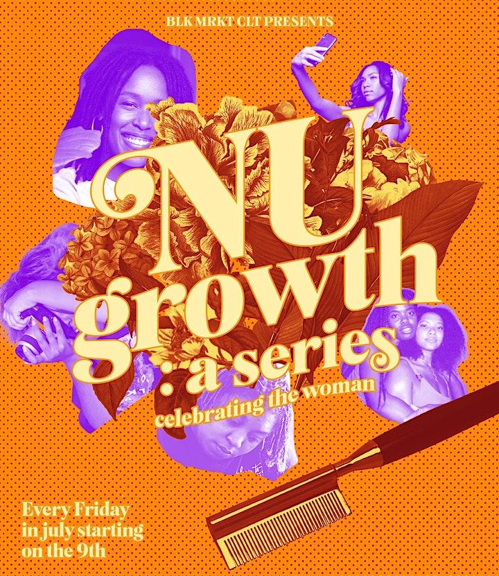 BLKMRKTCLT New Growth Series Presents: Fluorescent Brown image
