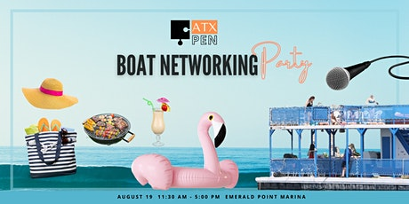Networking On A Boat - by Austin Professionals & Entrepreneurs tickets