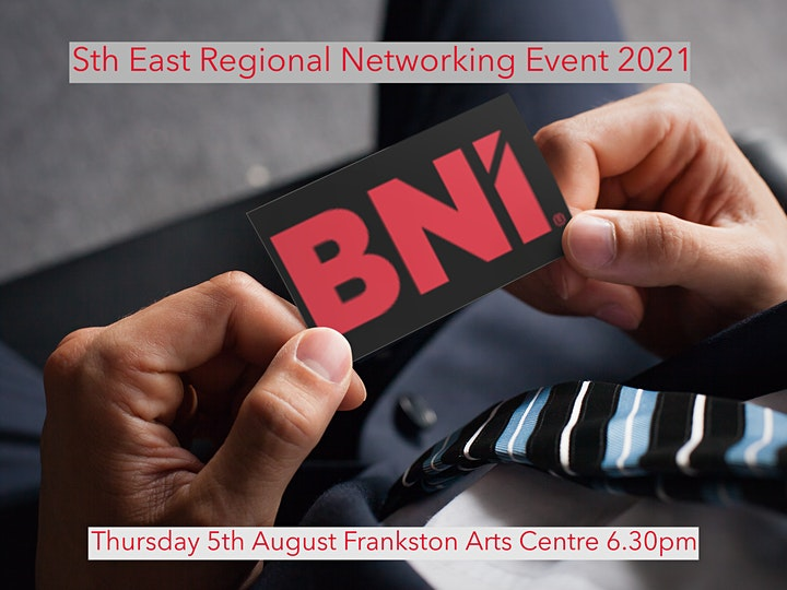 BNI South East Melbourne Regional Networking Event image