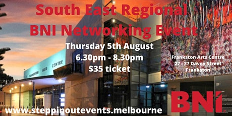 BNI South East Melbourne Regional Networking Event tickets