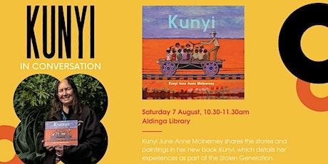 Kunyi: In Conversation- Aldinga Library tickets