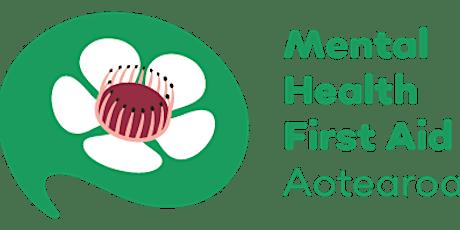 Mental Health First Aid (Internationally Certified Standard Version) tickets