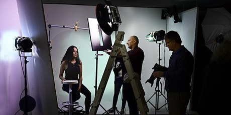 Studio and Product Photography Workshop -Complete tickets