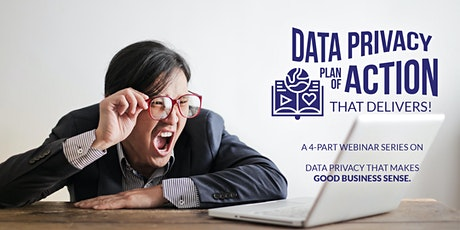 DATA PRIVACY PLAN OF ACTION THAT DELIVERS! tickets