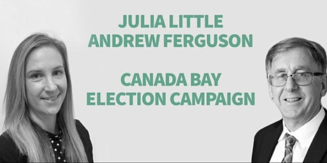Join and Support Julia Little and Andrew Ferguson Election Lunch tickets