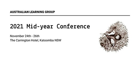 2021 Australian Learning Group Mid-year Conference tickets