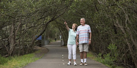 Active Seniors lookout across Sydney Olympic Park and beyond tickets