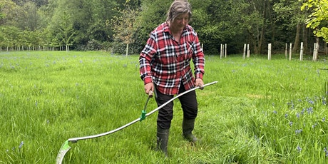 Scything Taster Session - Afternoon tickets