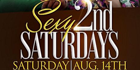SEXY 2ND SATURDAY'S tickets