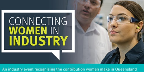 Connecting Women in Industry tickets