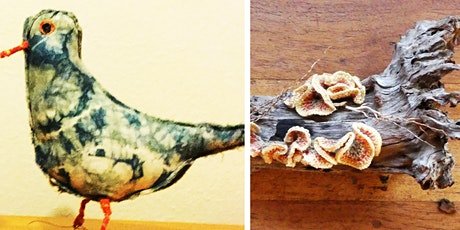 Artist Demonstrations  - Victoria Pitcher and Chris Bowden  (Textiles) tickets