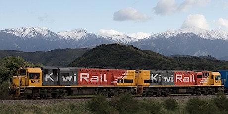 Snapshot Series: Kiwi Rail Tour 5PM tickets