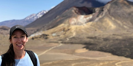 Australia's next volcanic eruption with volcanologist Heather Handley tickets