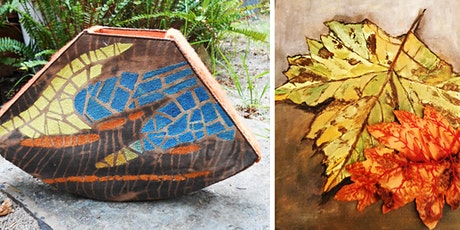 Artist Demonstrations  - Wendy Redden and Margaret Carberry (Textiles) tickets