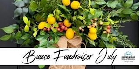 Adorned in Grace July Bunco Fundraiser at Three Porches tickets