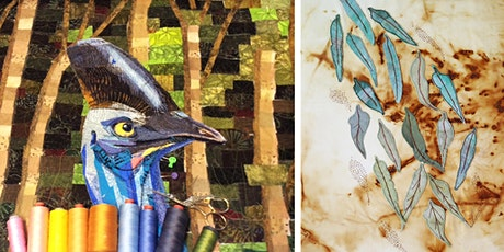 Artist Demonstrations  - Sue Whittaker and Sue Buxton (Textiles) tickets