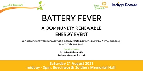 Battery Fever tickets