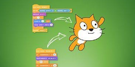 Scratch 1:1- Block Based Coding tickets