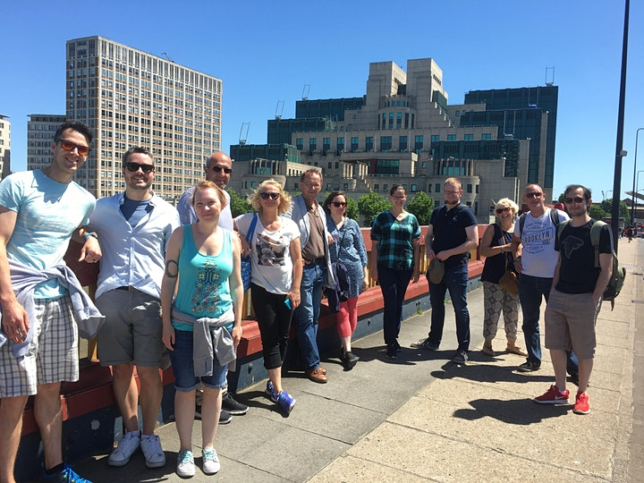 Licensed to Thrill! James Bond Walking Tour in Westminster image