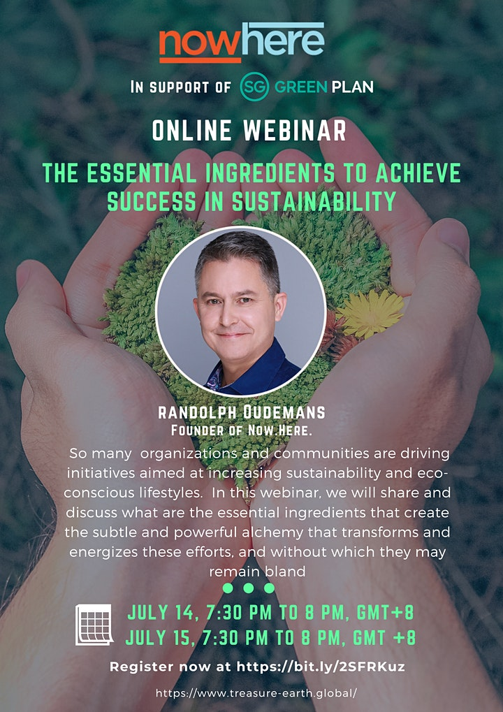 The essential ingredient to achieve success in sustainability image