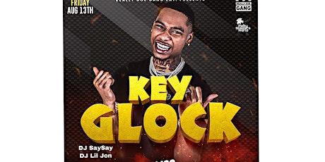 Key Glock Live At Bliss Nightclub DC tickets